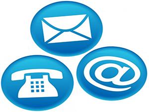 Indirizzo e-mail, numero di telefono e indirizzo dello Studio Bulzoni Sangiorgi