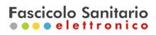 Logo Fascicolo Sanitario Elettronico FSE
