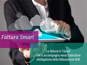 Fattura smart per introdurre le aziende alla fatturazione elettronica