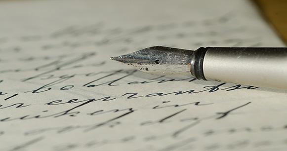 Scrittura di un testamento